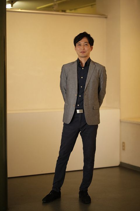 Suit, Clothing, Blazer, Standing, Fashion, Outerwear, Formal wear, White-collar worker, Fashion design, Jacket,