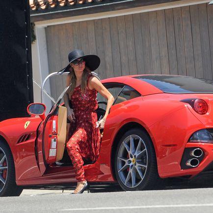 Land vehicle, Vehicle, Car, Automotive design, Ferrari california, Supercar, Red, Luxury vehicle, Sports car, Performance car,
