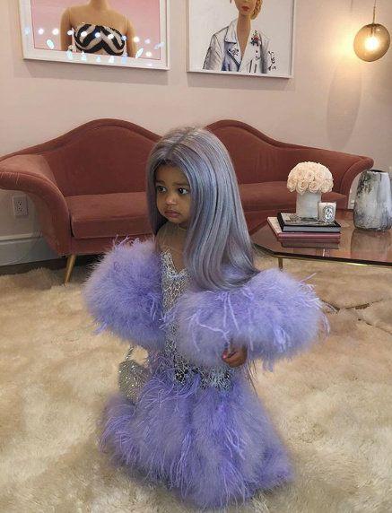 Purple, Clothing, Lavender, Violet, Pink, Fur, Doll, Dress, Costume, Long hair,