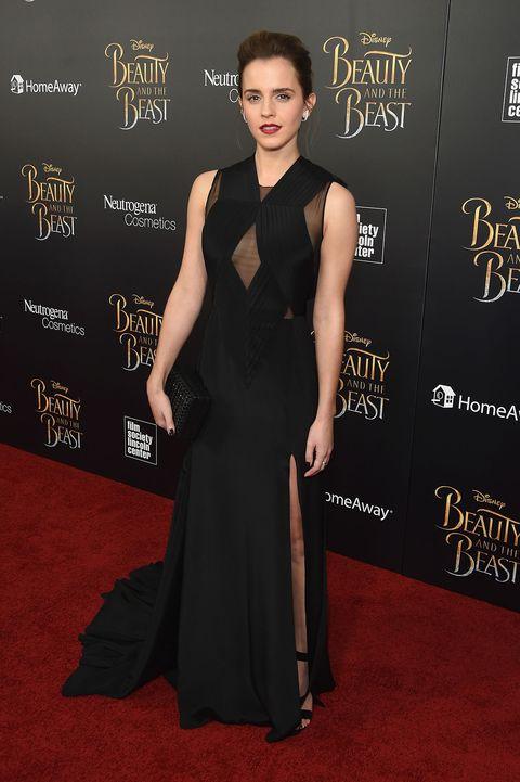 Red carpet, Dress, Carpet, Clothing, Little black dress, Flooring, Premiere, Fashion, Gown, A-line,