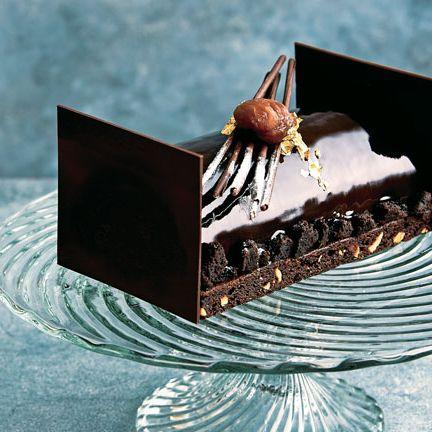 Chocolate, Chocolate cake, Sachertorte, Dessert, Food, Cuisine, Cake, Semifreddo, Ganache, Chocolate truffle,