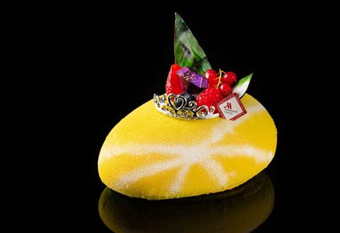 Yellow, Fashion accessory, Sweetness, Food, Still life photography,
