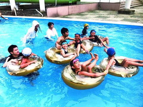 Leisure, Swimming pool, Fun, Water park, Recreation, Amusement park, Vacation, Park, Swimming, Leisure centre,