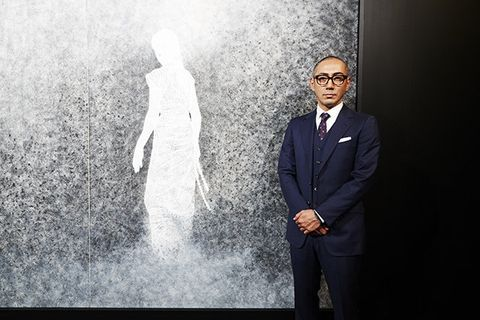 Photograph, Suit, Standing, Photography, Sky, Businessperson, Formal wear, Eyewear, Glasses, White-collar worker,