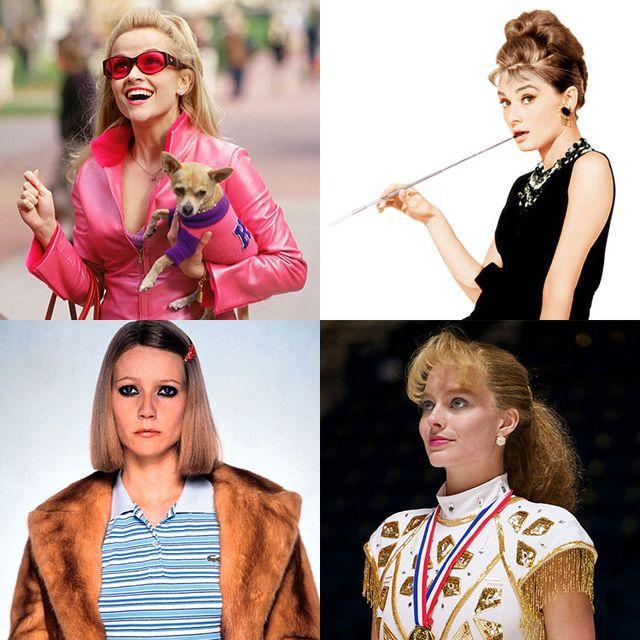 Hair, Lip, Blond, Hairstyle, Pink, Beauty, Fashion, Street fashion, Outerwear, Eyewear,