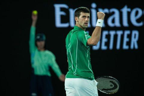 Tennis, Green, Racquet sport, Sports, Badminton, Tennis player, Player, Sports equipment, Championship, Ball game,