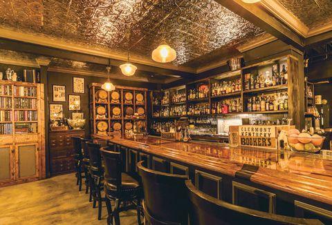 Building, Drinking establishment, Pub, Tavern, Bar, Room, Interior design, Furniture, Ceiling,