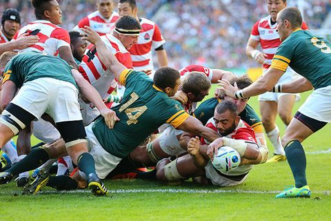Player, Sports, Team sport, Ball game, Tackle, Football player, Team, Rugby union, Rugby player, Games,
