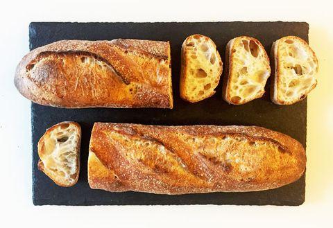 Food, Bread, Baguette, Cuisine, Dish, Baked goods, Ingredient, Hard dough bread, Viennoiserie, Ciabatta,