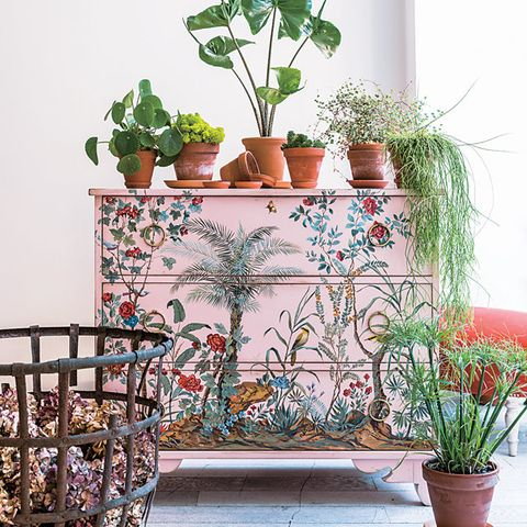 Flowerpot, Houseplant, Iron, Furniture, Plant, Table, Flower, Metal, Balcony, Room,