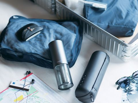 Office supplies, Cosmetics, Lipstick, Silver, Cylinder, Stationery, Personal care, Everyday carry, Plastic, Household supply,