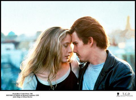 Photograph, Romance, Love, Kiss, Cheek, Interaction, Forehead, Nose, Snapshot, Photography,