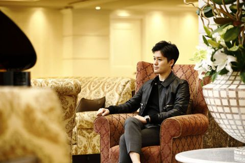 Room, Sitting, Photography, Suit, Furniture, Formal wear, Ceremony,