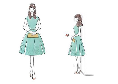 Clothing, Fashion illustration, Fashion design, Costume design, Day dress, Pattern, Dress, Fashion, Pattern, Sketch,