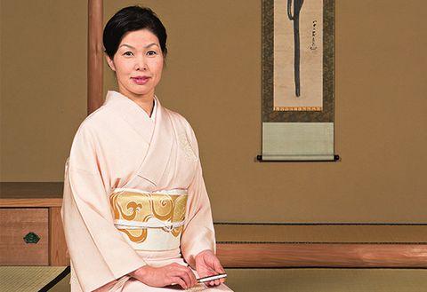 Costume, Kimono,