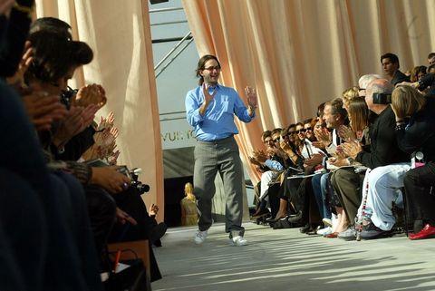 Fashion, Event, Crowd, Audience, Fashion design, Fashion show, Performance, Tourism,