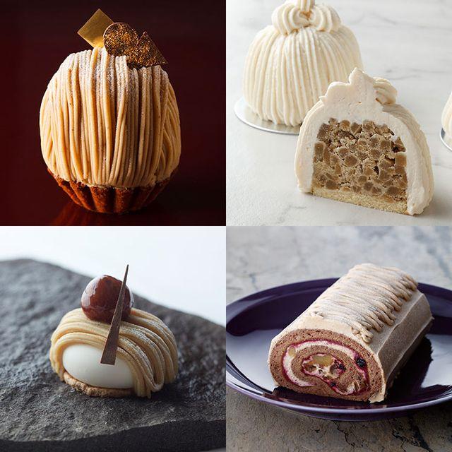 Food, Dish, Sweet Rolls, Cuisine, Dessert, Ingredient, Mont blanc, Baked goods, Produce, Pumpkin,
