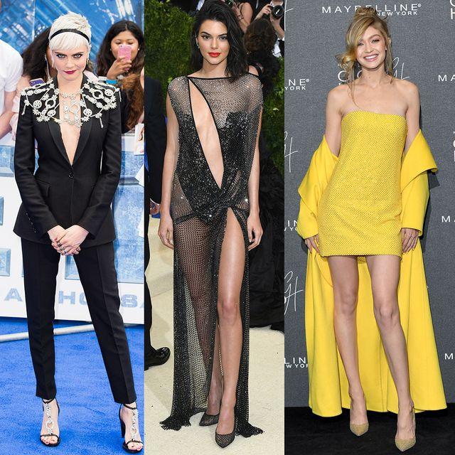 Fashion model, Clothing, Yellow, Fashion, Dress, Shoulder, Leg, Carpet, Cocktail dress, Neck,