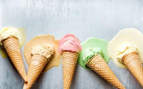 Ice cream cone, Soft Serve Ice Creams, Ice cream, Frozen dessert, Food, Gelato, Sorbetes, Dondurma, Dessert, Dairy,