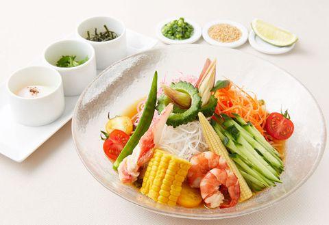 Dish, Food, Cuisine, Ingredient, Meal, Produce, Vegetarian food, À la carte food, Lunch, Vegetable,