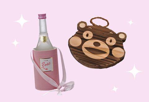Pink, Peach, Bottle, Illustration, Drawing, Bottle cap, Clip art, Kitchen utensil, Graphics, Glass bottle,