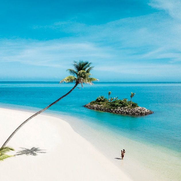 Blue, Sky, Sea, Tropics, Turquoise, Azure, Ocean, Coastal and oceanic landforms, Caribbean, Beach,