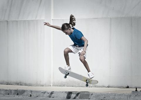 Skateboarding, Skateboard, Skateboarding Equipment, Skateboarder, Kickflip, Boardsport, Recreation, Sports equipment, Longboarding, Individual sports,