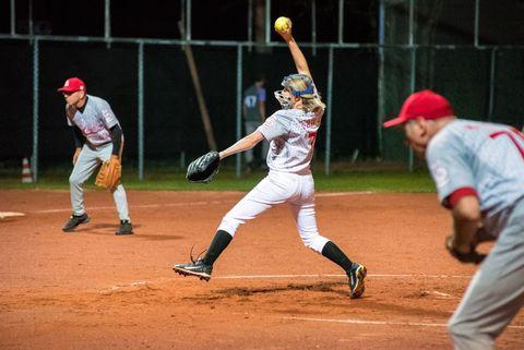 Player, Sports, Sport venue, Baseball park, Ball game, Baseball equipment, Baseball player, Baseball field, Bat-and-ball games, Baseball positions,