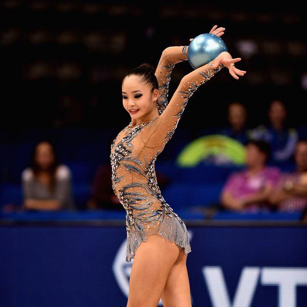 東京2020オリンピックで輝く、美しきヒロインたち~新体操編~