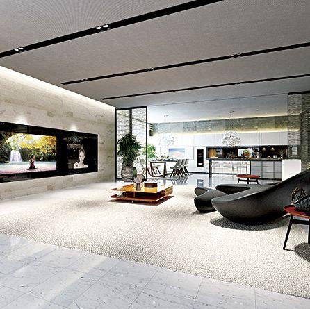 Interior design, Building, Property, Living room, Floor, Room, Architecture, Ceiling, Lobby, Furniture,