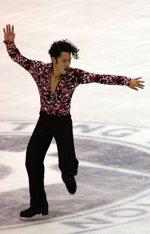 Figure skate, Figure skating, Jumping, Ice skating, Ice dancing, Skating, Recreation, Sports, Axel jump, Individual sports,