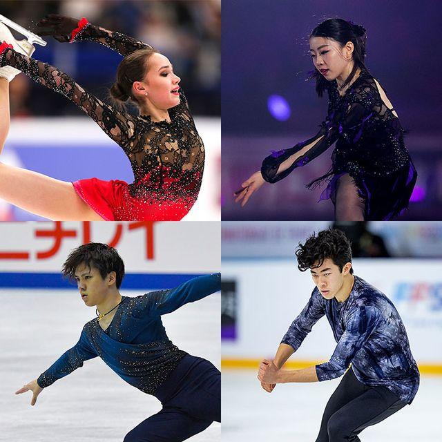 Sports, Skating, Ice dancing, Figure skate, Ice skating, Figure skating, Axel jump, Recreation, Dancer, Individual sports,