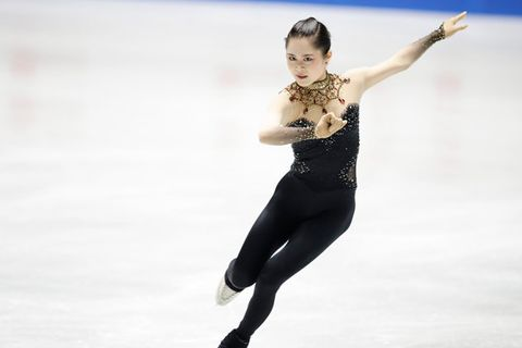 Figure skate, Skating, Figure skating, Ice skating, Ice dancing, Jumping, Ice skate, Recreation, Axel jump, Sports,