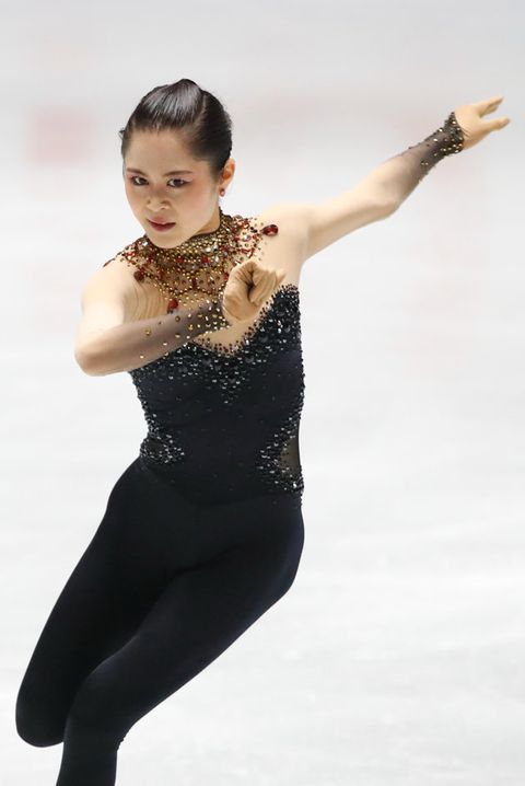 Figure skating, Dancer, Ice skating, Sportswear, Figure skate, Ice dancing, Recreation, Skating, Leotard, Sports,