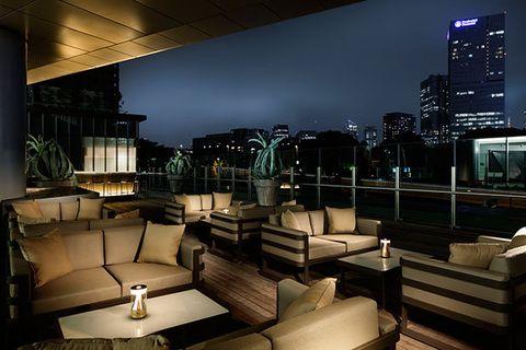 Interior design, Property, Building, Architecture, Room, Lighting, Ceiling, Furniture, Real estate, Condominium,