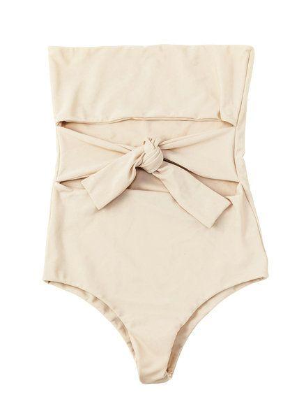 Briefs, Clothing, Product, Undergarment, Lingerie, Beige, Underpants, Swimwear, Swimsuit bottom, Bikini,
