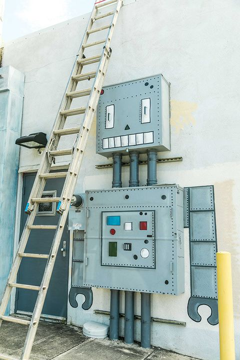 Product, Circuit breaker, Machine, Control panel, Architecture, Electrical supply, House, Electrical wiring,
