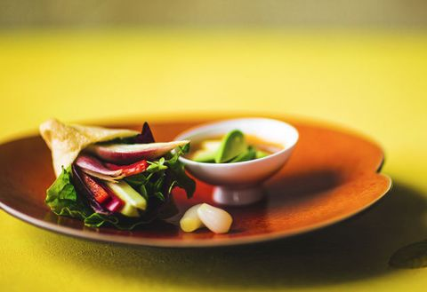 Food, Dishware, Ingredient, Serveware, Cuisine, Tableware, Dish, Leaf vegetable, Produce, Garnish,