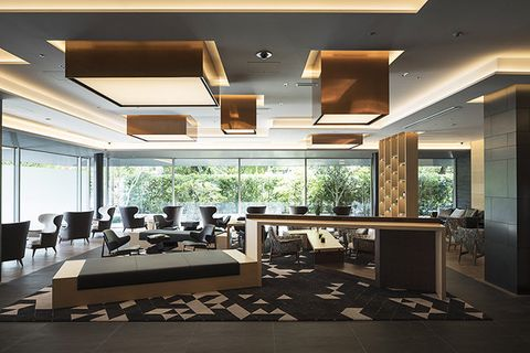 Ceiling, Interior design, Building, Room, Property, Living room, Floor, Home, Furniture, House,
