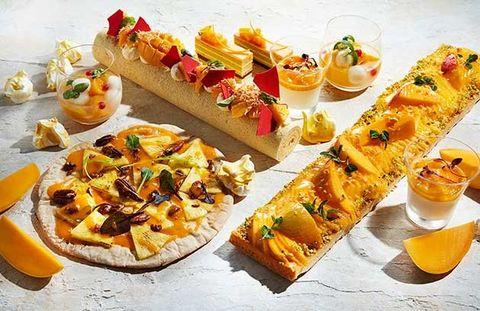 Dish, Food, Cuisine, Ingredient, Finger food, Dessert, Baked goods, Staple food, appetizer, Hors d'oeuvre,