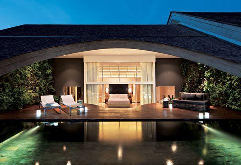 Property, House, Building, Home, Lighting, Architecture, Real estate, Estate, Interior design, Mansion,
