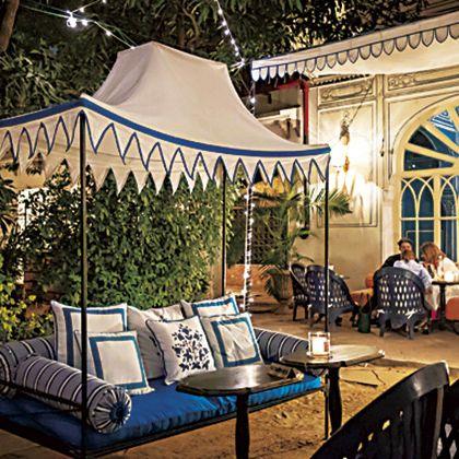 Furniture, Room, Lighting, Interior design, Patio, Building, Tree, Home, Architecture, Real estate,