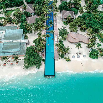 Swimming pool, Water park, Tree, Urban design, Architecture, Park, Recreation, Landscape, Plant, Resort,