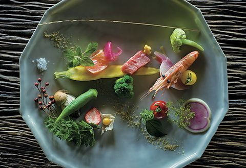 Food, Dish, Cuisine, Ingredient, Recipe, Vegetarian food, Produce, Vegetable, Garnish,