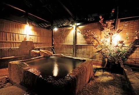 Lighting, Light, Night, Tree, Room, Architecture, Building, Interior design,