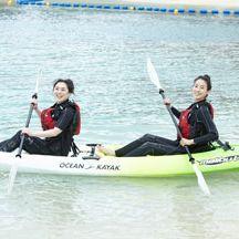 Vehicle, Water transportation, Kayak, Outdoor recreation, Boating, Boat, Recreation, Kayaking, Canoeing, Watercraft,