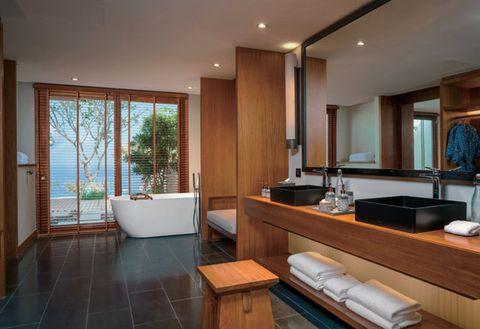 Room, Property, Building, Interior design, Bathroom, Furniture, House, Floor, Real estate, Suite,