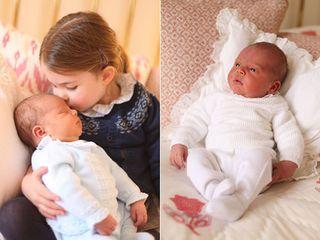 ジョージ 王子 シャーロット 王女 ルイ 王子