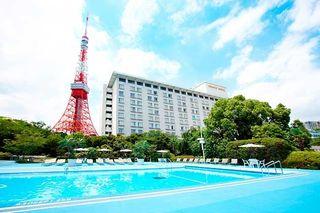 東京 プリンス ホテル プール