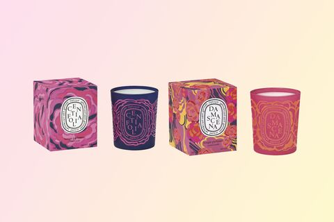 Pink, Tumbler, Magenta, Cylinder, Drinkware, Candle, Illustration,